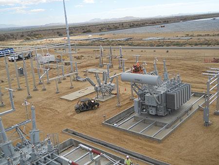 Photo 21. Assembled transformer
